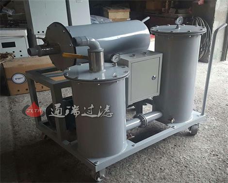 东莞润滑脂生产厂家订购YL-B-200润滑油过滤加油机一台