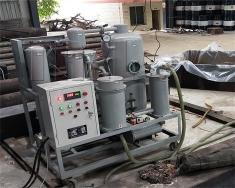 江苏无锡某大型钢管公司订购ZJD-20液压油真空滤油机一台