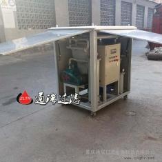 江阴XHSJ国际贸易成交ZJB-20变压器油滤油机一台