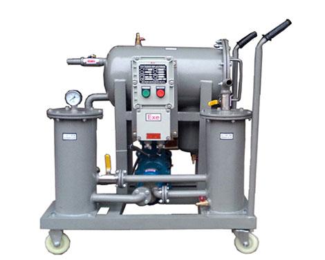 聚结分离式防爆燃油滤油机