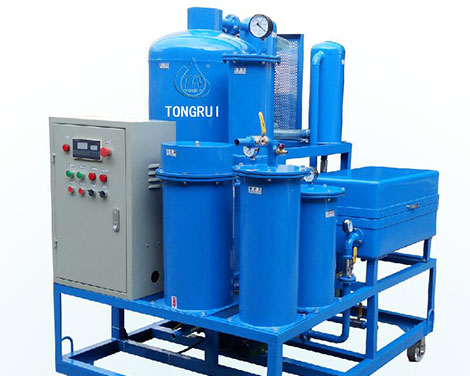 ZJD-K-10压力板框式多功能滤油机
