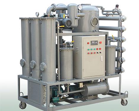ZJR-30多功能再生双级真空滤油机