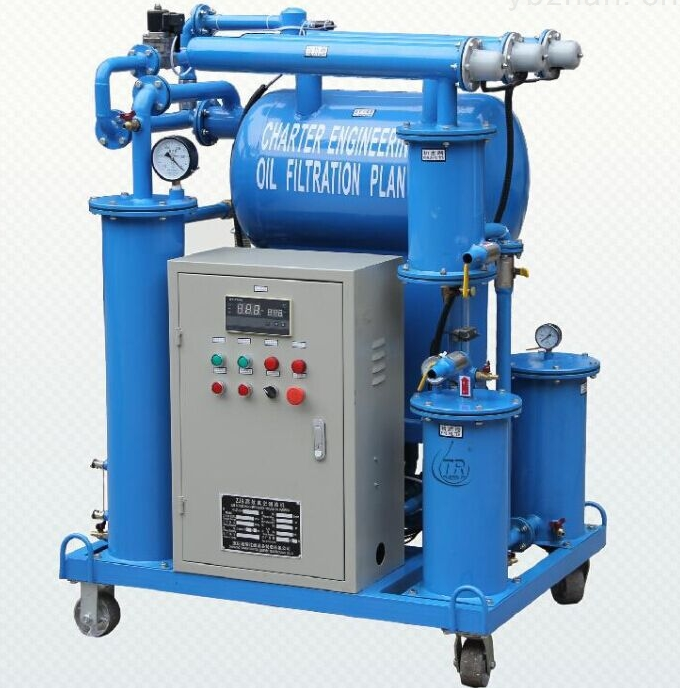 ZJB-10变压器油真空滤油机