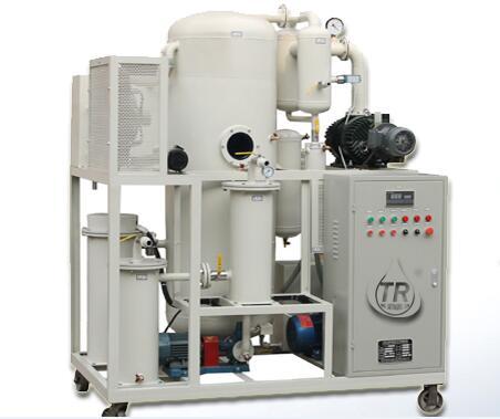 ZJD-S润滑油脱大水滤油机