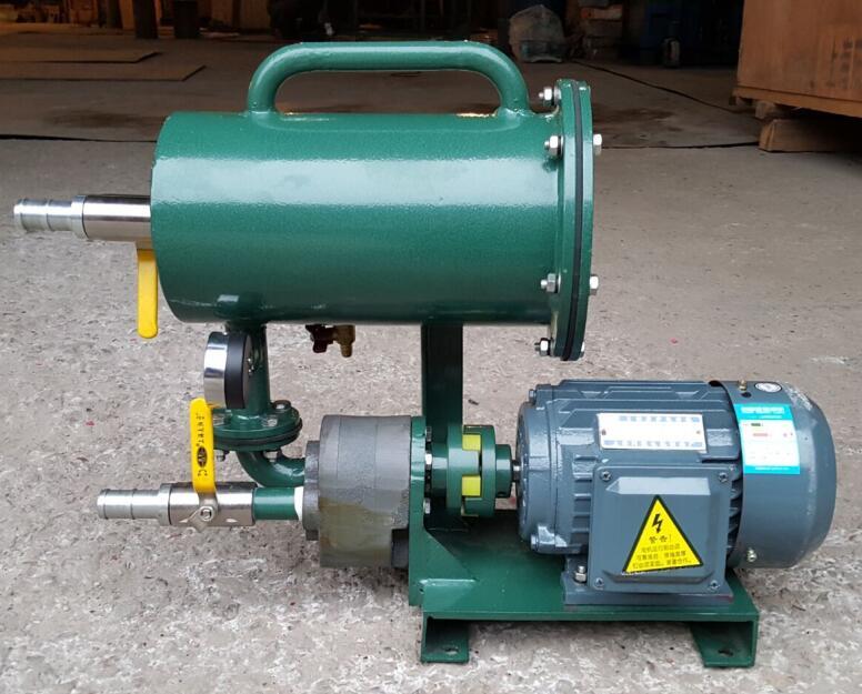 YLA一级手提式滤油机