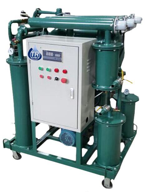 供应TR牌单级高效变压器油滤油机