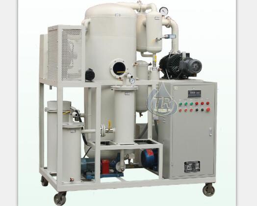 ZJD-S双级高真空破乳除大水油过滤机
