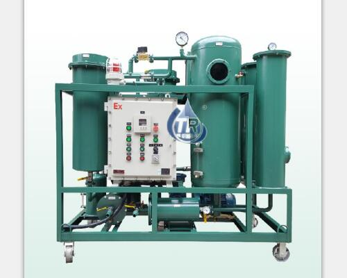 防爆型ZJC-R汽轮机透平油多功能再生滤油机