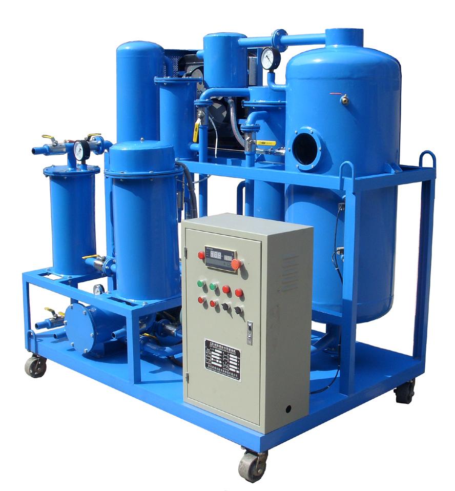 抗磨液压油专用真空过滤机