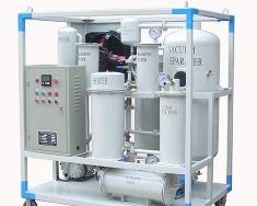 ZJD-20润滑液压油专用脱水净化机