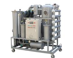 河北ZJR系列多功能再生双级真空滤油机