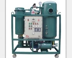 防爆型ZJC汽轮机润滑油净化装置