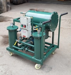 ZJD-F轻质油多功能滤油机