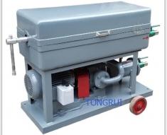 BK-300板框压力式净油机(大面积过滤滤油机)