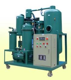 润滑油脱水滤杂质多功能真空滤油机