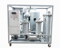 福建TR/通瑞硅胶或脱色砂变色润滑液压油多功能真空滤油机