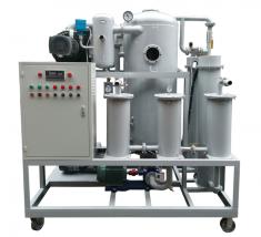 河北ZJA系列高效双级真空滤油机